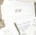 Wedding invitations from Montreal's Pret-A-Party. Fantastic prices and combo  packages available.