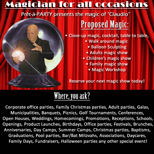 Professional Magicians Clowns Baloon Sculptures And Make
