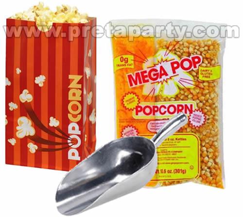 popcorn machine rental washington dc