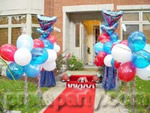 Balloonds Delivered To You For Your Décor Needs